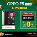 Hot sale OPPO F5