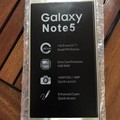 Samsung Galaxy Note 5 Ram 4GB Rom 32GB new