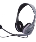 Hình ảnh: Jabra UC Voice 150 Duo USB Headset w/Noise-Canceling Boom Microphone & In-Line Controls (Gray)
