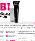 Hình ảnh: Bobbi Brown BB cream light SPF 35 PA tone 02 light