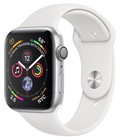 Hình ảnh: Apple watch serise 4 44mm silver sport