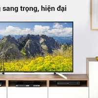 Android Tivi Sony 4K 55 inch KD 55X7500F Mới 2018 giá tốt