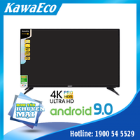 Tivi KawaEco LTV 5503 smart tv 55 inch 4K