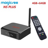 Android TV Box Magicsee N5 Plus 4GB RAM