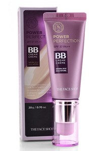 Kem trang điểm The Face Shop Power Perfection BB Cream