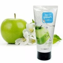 Sữa rửa mặt Cho nam The face shop jelly apple peeling 120ml