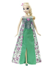 Búp bê Elsa Frozen Fever Anna s birthday có nhạc Song: Making Today A Special Day MH 2094