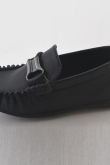 Crown original Moccasin CRUK 414 BK