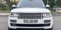 Bán Landrover Autobiography Diesel model 2016 trắng, Ảnh số 3