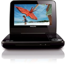 Đầu DVD di động Philips 7 LCD Portable DVD Player, PET741M Open box