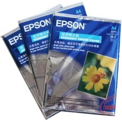 Ra mắt Giấy in ảnh EPSON A4.