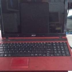 Laptop Acer 5742