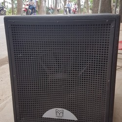 SUP ĐIỆN MARTIN BASS 40 M-1800, LOA SPRIT MADEN IN ENGHLAND