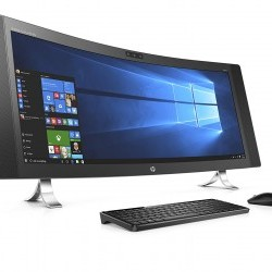 HP Envy 34-a010 34-Inch All-in-One Curved Desktop (Intel Core i5, 12 GB RAM, 1 TB HDD,Windows 10 Home )