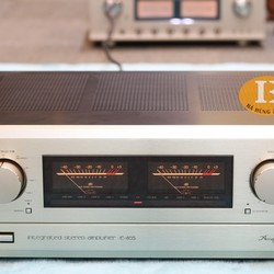 Amply Accuphase E405 đẹp xuất sắc