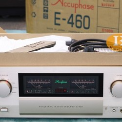 Ampply Accuphase E460 Fullbox như mới