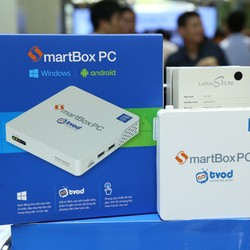 Smartbox PC VNPT chạy song song windowns, android