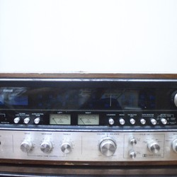 Receiver AM/FM SANSUI 8080DB made in JAPAN nguyên bản