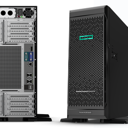 HPE ProLiant ML350 G10 8SLFF, 4114 processor 10 Core, 16GB CTO Server Bundle