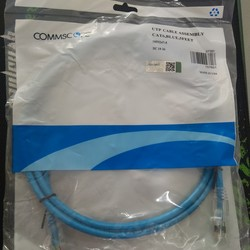 Patch Cord Commscope Cat6 1.5m mã 1859247 5