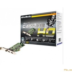 Card Avermedia TV Capture HD H727
