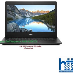 Laptop Dell Inspiron 3481 030CX1