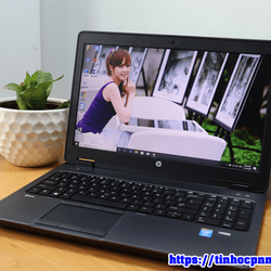 Laptop HP Zbook 15 G1 i7 ram 8G SSD 240G full HD