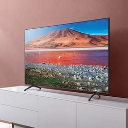 Smart TV Samsung 4K 58TU7000 model 2020