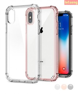 Ốp lưng Iphone X, Iphone 10 Spigen Crystal Shell chống sốc từ USA