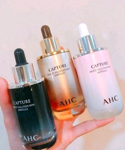 Tinh chất dưỡng da capture AHC Serum AHC capture solution max ampoule
