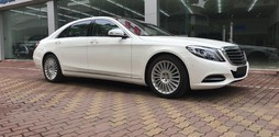 Mercedes Benz S 500 mới 100% sản xuất 2017.