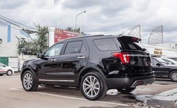 Bán Xe Ford Exploder Limited Mới. Giao xe sớm nhất.