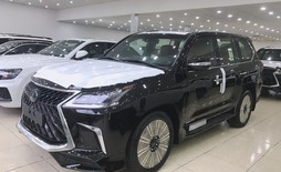 Bán Lexus LX570 Super Sport Autobiography MBS Edition 2019, 04 ghế Massage,xe giao ngay .