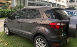 Xe Ford Ecosport 2016