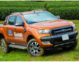 Ford Ranger, Ford Transit, Ford Ecosport, Fiesta, Focus giao ngay.