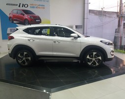 Hyundai tucson 2017 ckd 1.6at turbo.
