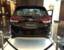 Toyota Rush 1.5AT 2019 Full Option.