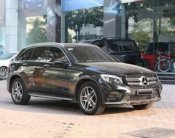 Mercedes GLC300 4Matic model 2019.
