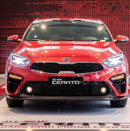 KIA Cerato ALl New 2019 2.0.