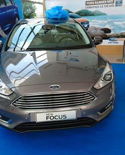 Ford Focus 1.5 Ecoboost 2016 giá rẻ.