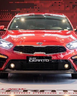 KIA Cerato ALl New 2019 2.0
