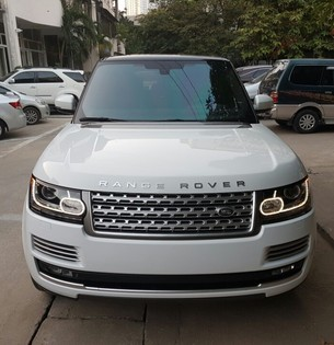 Land rover range rover hse Supercharge 2016 2017