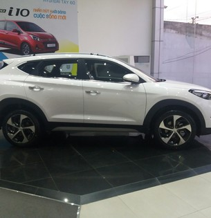 Hyundai tucson 2017 ckd 1.6at turbo