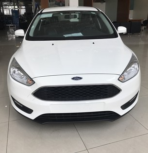 Chỉ 116tr nhận ngay Ford Focus 1.5L Ecoboost 2018