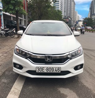 Honda City Top sx 2017