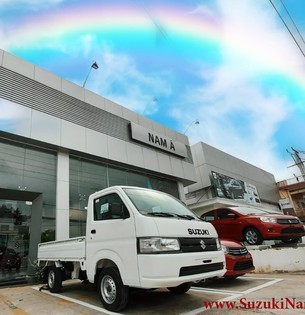 Suzuki All New Carry Pro 2019