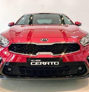 Kia cerato 2.0 all new 2019