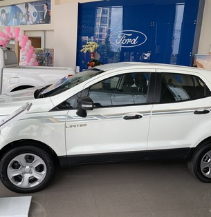 Ford Ecosport 1.5L Ambiente MT/AT