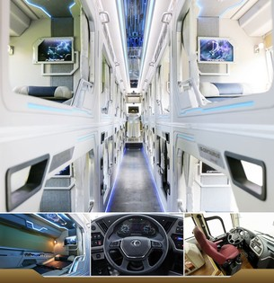 Thaco Mobihome Luxury