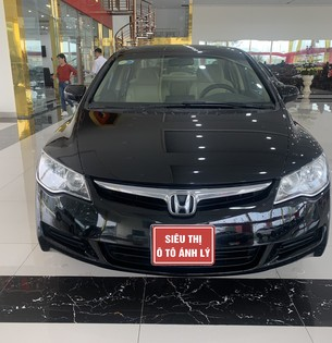 Bán Honda Civic 1.8 MT 2008